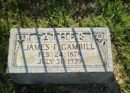 GAMBILL, JAMES F. - Craighead County, Arkansas | JAMES F. GAMBILL - Arkansas Gravestone Photos