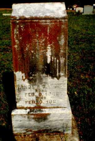 GAMBILL, NANCY R. - Craighead County, Arkansas | NANCY R. GAMBILL - Arkansas Gravestone Photos