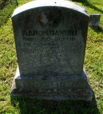GAMBILL, NANCY H. - Craighead County, Arkansas | NANCY H. GAMBILL - Arkansas Gravestone Photos
