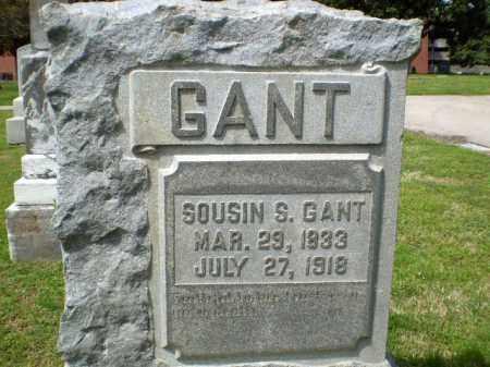 GANT, SOUSIN S. - Craighead County, Arkansas | SOUSIN S. GANT - Arkansas Gravestone Photos