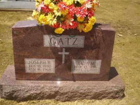 GATZ, LIDA M - Craighead County, Arkansas | LIDA M GATZ - Arkansas Gravestone Photos