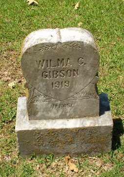GIBSON, WILMA - Craighead County, Arkansas   WILMA GIBSON - Arkansas Gravestone Photos