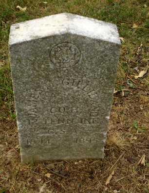 GILLILAND  (VETERAN CSA), JAMES M. - Craighead County, Arkansas | JAMES M. GILLILAND  (VETERAN CSA) - Arkansas Gravestone Photos