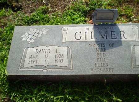 GILMER, DAVID L - Craighead County, Arkansas | DAVID L GILMER - Arkansas Gravestone Photos