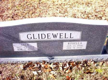 GLIDEWELL, JACK - Craighead County, Arkansas | JACK GLIDEWELL - Arkansas Gravestone Photos