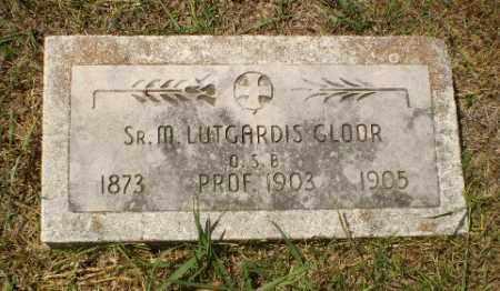 GLOOR, SISTER M. LUTGARDIS - Craighead County, Arkansas | SISTER M. LUTGARDIS GLOOR - Arkansas Gravestone Photos