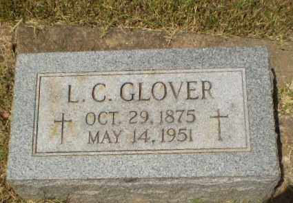 GLOVER, L.C. - Craighead County, Arkansas | L.C. GLOVER - Arkansas Gravestone Photos