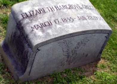 HARGROVE GREGG, ELIZABETH - Craighead County, Arkansas | ELIZABETH HARGROVE GREGG - Arkansas Gravestone Photos