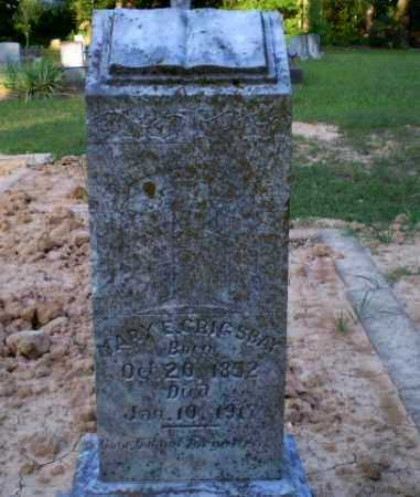 GRIGSBAY, MARY E - Craighead County, Arkansas | MARY E GRIGSBAY - Arkansas Gravestone Photos