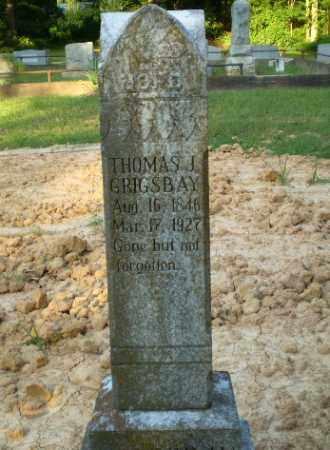 GRIGSBAY, THOMAS L - Craighead County, Arkansas | THOMAS L GRIGSBAY - Arkansas Gravestone Photos