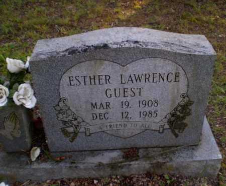 GUEST, ESTHER - Craighead County, Arkansas | ESTHER GUEST - Arkansas Gravestone Photos