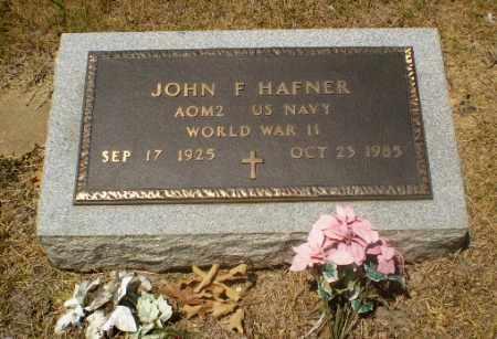 HAFNER  (VETERAN WWII), JOHN F - Craighead County, Arkansas | JOHN F HAFNER  (VETERAN WWII) - Arkansas Gravestone Photos