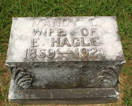 HAGLE, MANDY L - Craighead County, Arkansas | MANDY L HAGLE - Arkansas Gravestone Photos