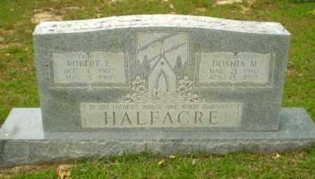 HALFACRE, DOSHIA M - Craighead County, Arkansas | DOSHIA M HALFACRE - Arkansas Gravestone Photos