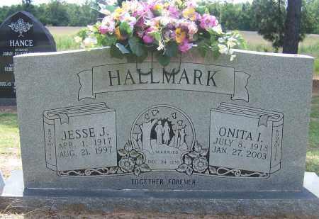 HALLMARK, ONITA I. - Craighead County, Arkansas | ONITA I. HALLMARK - Arkansas Gravestone Photos