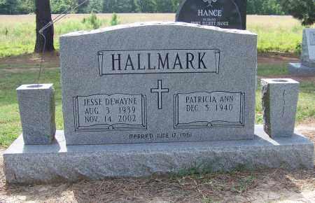 HALLMARK, JESSE DEWAYNE - Craighead County, Arkansas | JESSE DEWAYNE HALLMARK - Arkansas Gravestone Photos