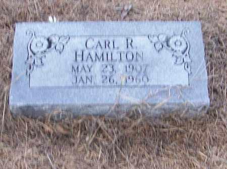 HAMILTON, CARL R. - Craighead County, Arkansas | CARL R. HAMILTON - Arkansas Gravestone Photos