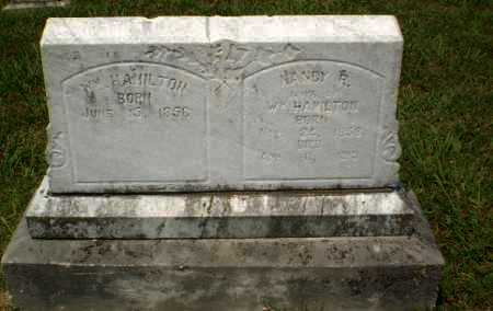 HAMILTON, NANCY R - Craighead County, Arkansas | NANCY R HAMILTON - Arkansas Gravestone Photos