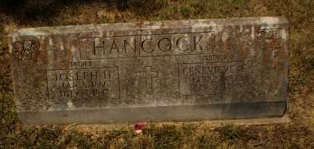 HANCOCK, GENEVIEVE  E - Craighead County, Arkansas | GENEVIEVE  E HANCOCK - Arkansas Gravestone Photos