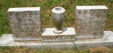 HANCOCK, SUSIE J - Craighead County, Arkansas   SUSIE J HANCOCK - Arkansas Gravestone Photos