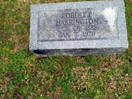 HARRINGTON, ROBERT P - Craighead County, Arkansas | ROBERT P HARRINGTON - Arkansas Gravestone Photos