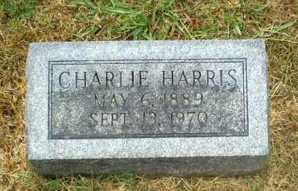 HARRIS, CHARLIE - Craighead County, Arkansas | CHARLIE HARRIS - Arkansas Gravestone Photos