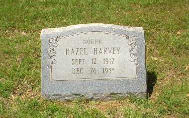 HARVEY, HAZEL - Craighead County, Arkansas | HAZEL HARVEY - Arkansas Gravestone Photos
