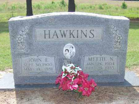 HAWKINS, METTIE N. - Craighead County, Arkansas   METTIE N. HAWKINS - Arkansas Gravestone Photos