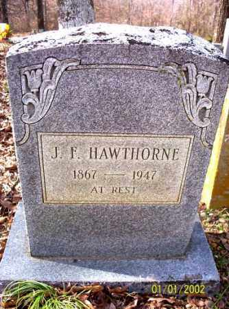 HAWTHOPNE, J.F. - Craighead County, Arkansas   J.F. HAWTHOPNE - Arkansas Gravestone Photos