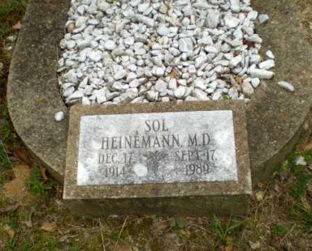 HEINEMANN, DR, SOL - Craighead County, Arkansas | SOL HEINEMANN, DR - Arkansas Gravestone Photos