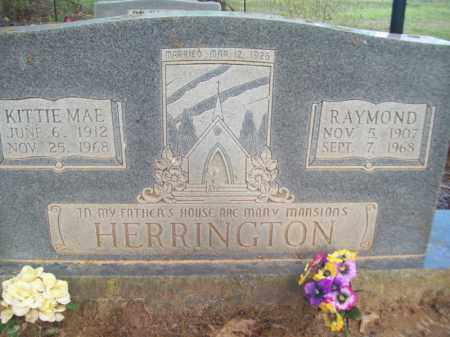 HERRINGTON, KITIE MAE - Craighead County, Arkansas | KITIE MAE HERRINGTON - Arkansas Gravestone Photos