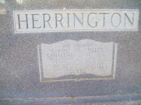 HERRINGTON, RAYMOND - Craighead County, Arkansas | RAYMOND HERRINGTON - Arkansas Gravestone Photos