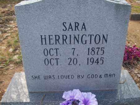 DANIELS HERRINGTON, SARAH V. - Craighead County, Arkansas | SARAH V. DANIELS HERRINGTON - Arkansas Gravestone Photos