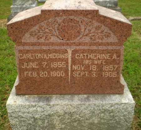 HIGGINS, CARLTON A - Craighead County, Arkansas | CARLTON A HIGGINS - Arkansas Gravestone Photos