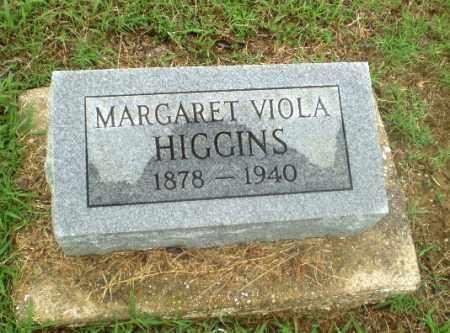 HIGGINS, MARGARET VIOLA - Craighead County, Arkansas | MARGARET VIOLA HIGGINS - Arkansas Gravestone Photos
