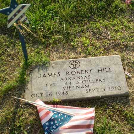 HILL  (VETERAN VIET), JAMES ROBERT - Craighead County, Arkansas | JAMES ROBERT HILL  (VETERAN VIET) - Arkansas Gravestone Photos