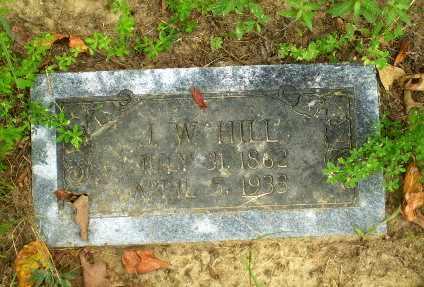 HILL, J.W. - Craighead County, Arkansas | J.W. HILL - Arkansas Gravestone Photos