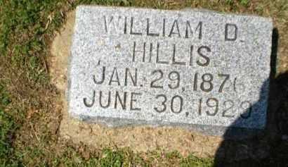 HILLIS, WILLIAM D - Craighead County, Arkansas | WILLIAM D HILLIS - Arkansas Gravestone Photos