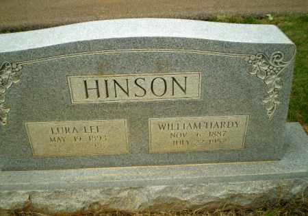 HINSON, LURA LEE - Craighead County, Arkansas   LURA LEE HINSON - Arkansas Gravestone Photos