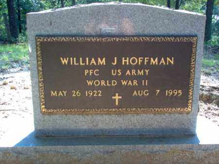 HOFFMAN (VETERAN (WWII), WILLIAM J - Craighead County, Arkansas | WILLIAM J HOFFMAN (VETERAN (WWII) - Arkansas Gravestone Photos