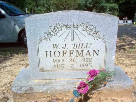"""HOFFMAN, WILLIAM J """"BILL"""" - Craighead County, Arkansas   WILLIAM J """"BILL"""" HOFFMAN - Arkansas Gravestone Photos"""