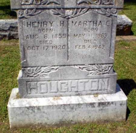 HOUGHTON, HENRY H - Craighead County, Arkansas | HENRY H HOUGHTON - Arkansas Gravestone Photos