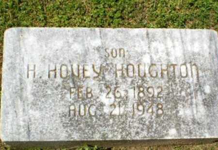 HOUGHTON, H.HONEY - Craighead County, Arkansas | H.HONEY HOUGHTON - Arkansas Gravestone Photos
