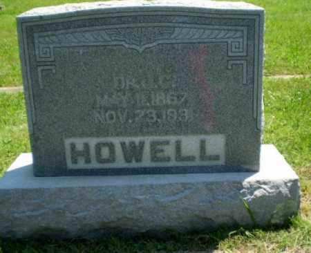 HOWELL, DR J C - Craighead County, Arkansas | DR J C HOWELL - Arkansas Gravestone Photos