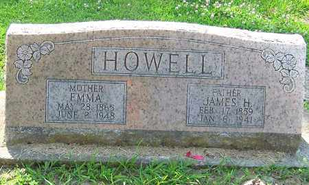 HOWELL, JAMES H. - Craighead County, Arkansas | JAMES H. HOWELL - Arkansas Gravestone Photos