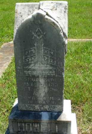 HOWELL, JOSHUA - Craighead County, Arkansas   JOSHUA HOWELL - Arkansas Gravestone Photos