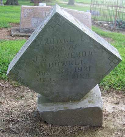 HOWELL, LYNDALL L. - Craighead County, Arkansas | LYNDALL L. HOWELL - Arkansas Gravestone Photos