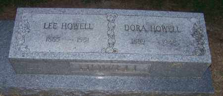 HOWELL, DORA - Craighead County, Arkansas | DORA HOWELL - Arkansas Gravestone Photos