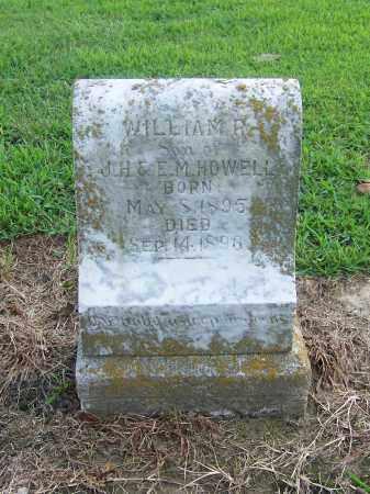HOWELL, WILLIAM B. - Craighead County, Arkansas | WILLIAM B. HOWELL - Arkansas Gravestone Photos