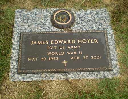 HOYER  (VETERAN WWII), JAMES EDWARD - Craighead County, Arkansas | JAMES EDWARD HOYER  (VETERAN WWII) - Arkansas Gravestone Photos